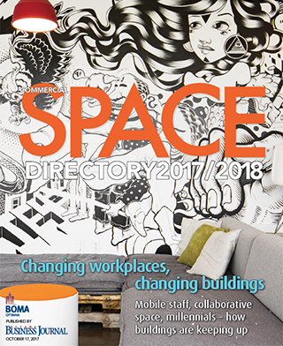 2017 BOMA Ottawa Commercial Space Directory
