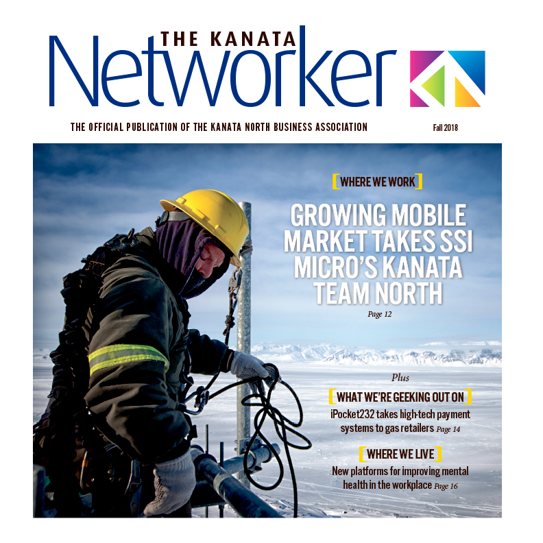 Kanata North Networker – Fall 2018