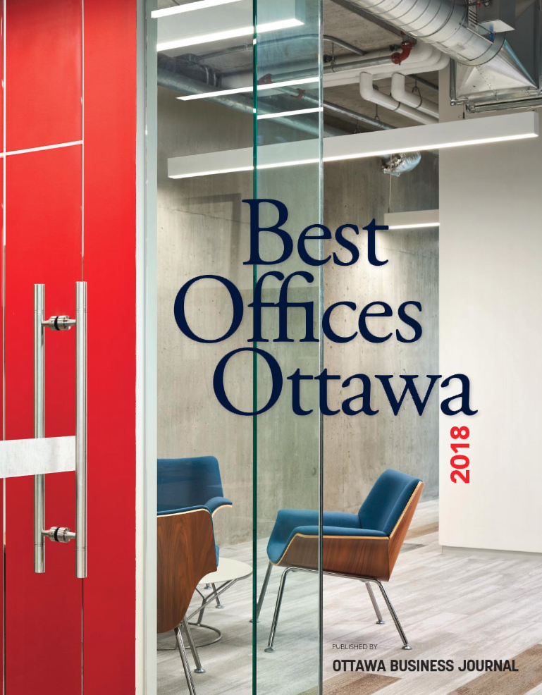Best Offices Ottawa 2018