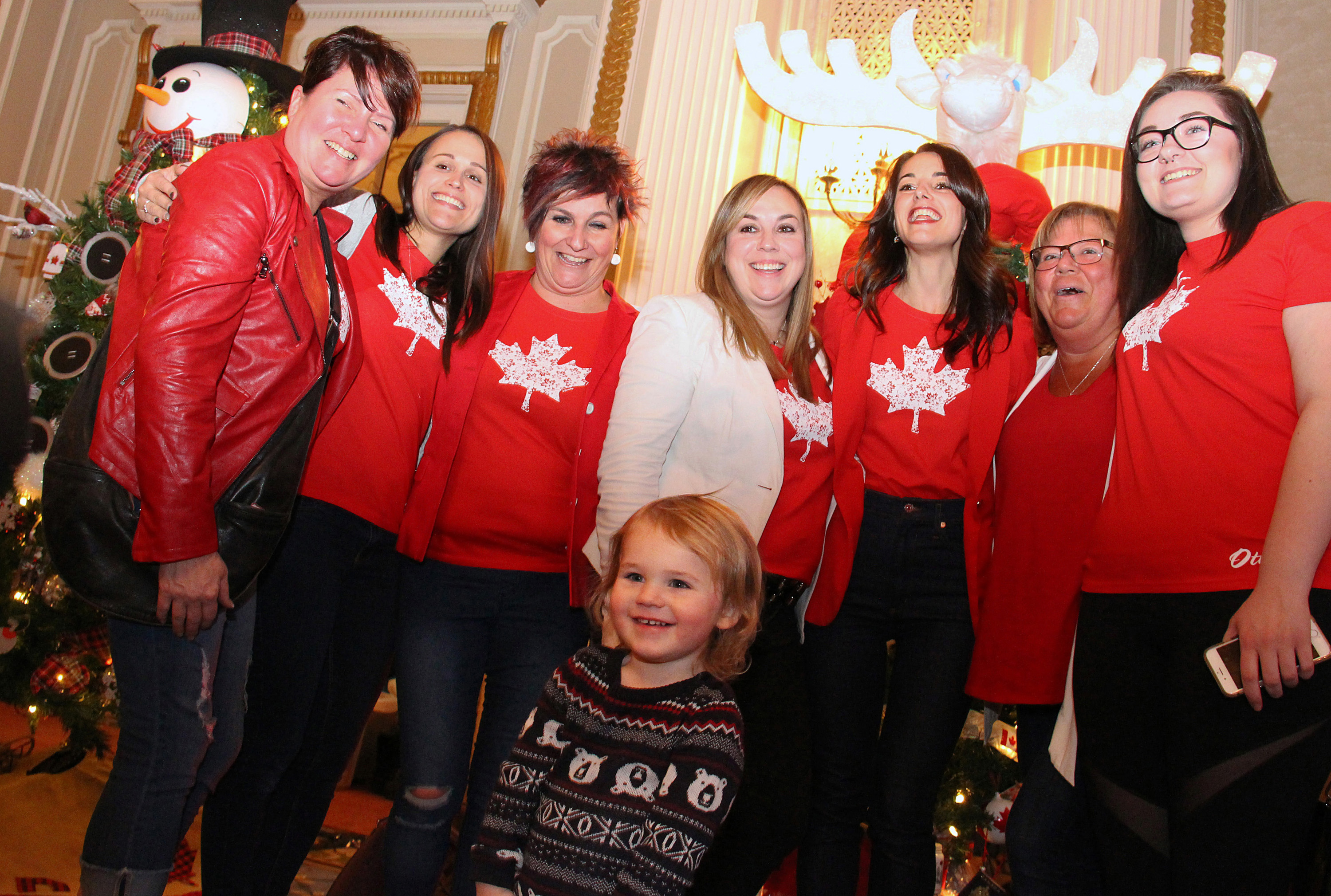 Trees of Hope for CHEO
