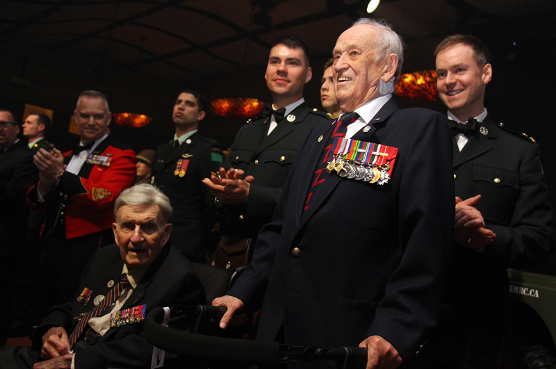 Army Ball recognizes 75th anniversary of WWII D-Day landings