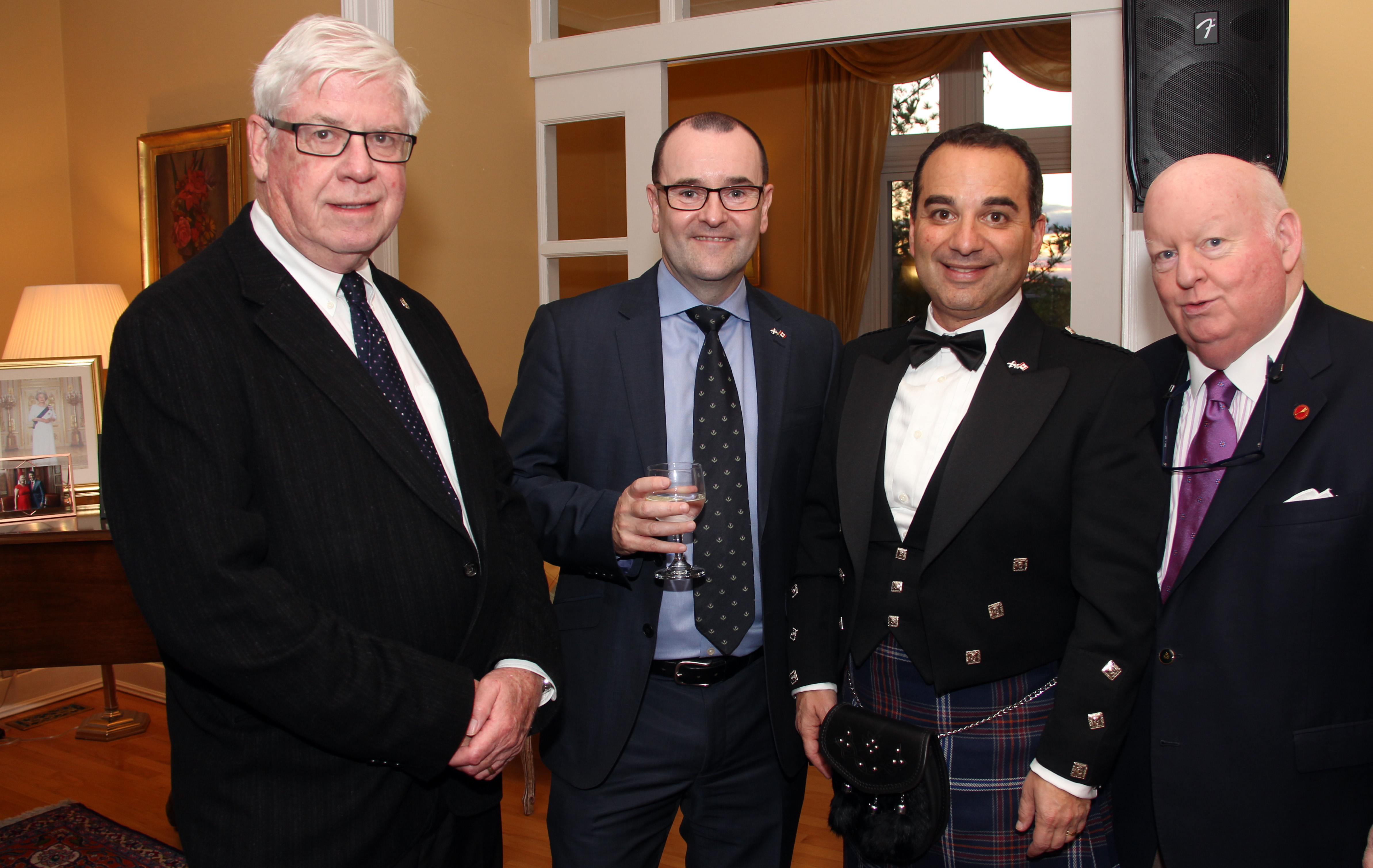 150 Years of Scotland and Canada Friendship