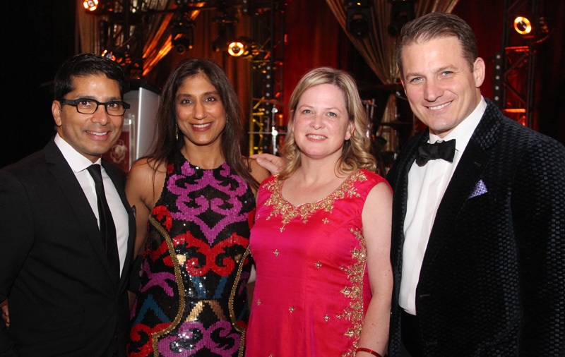 Attendees have a royal good time at Ashbury College's Taj