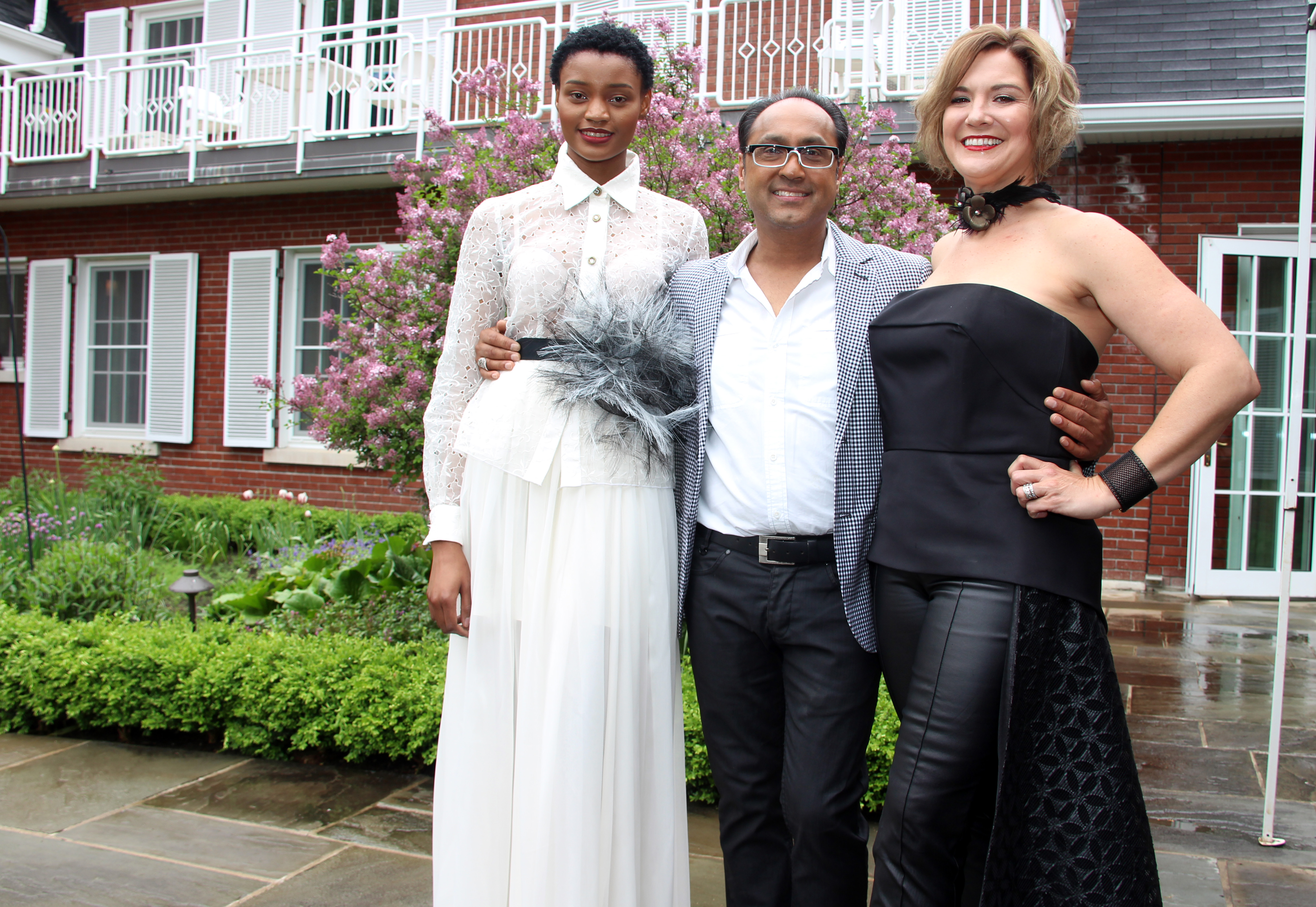 Cornerstone Fashion Show & Garden Party