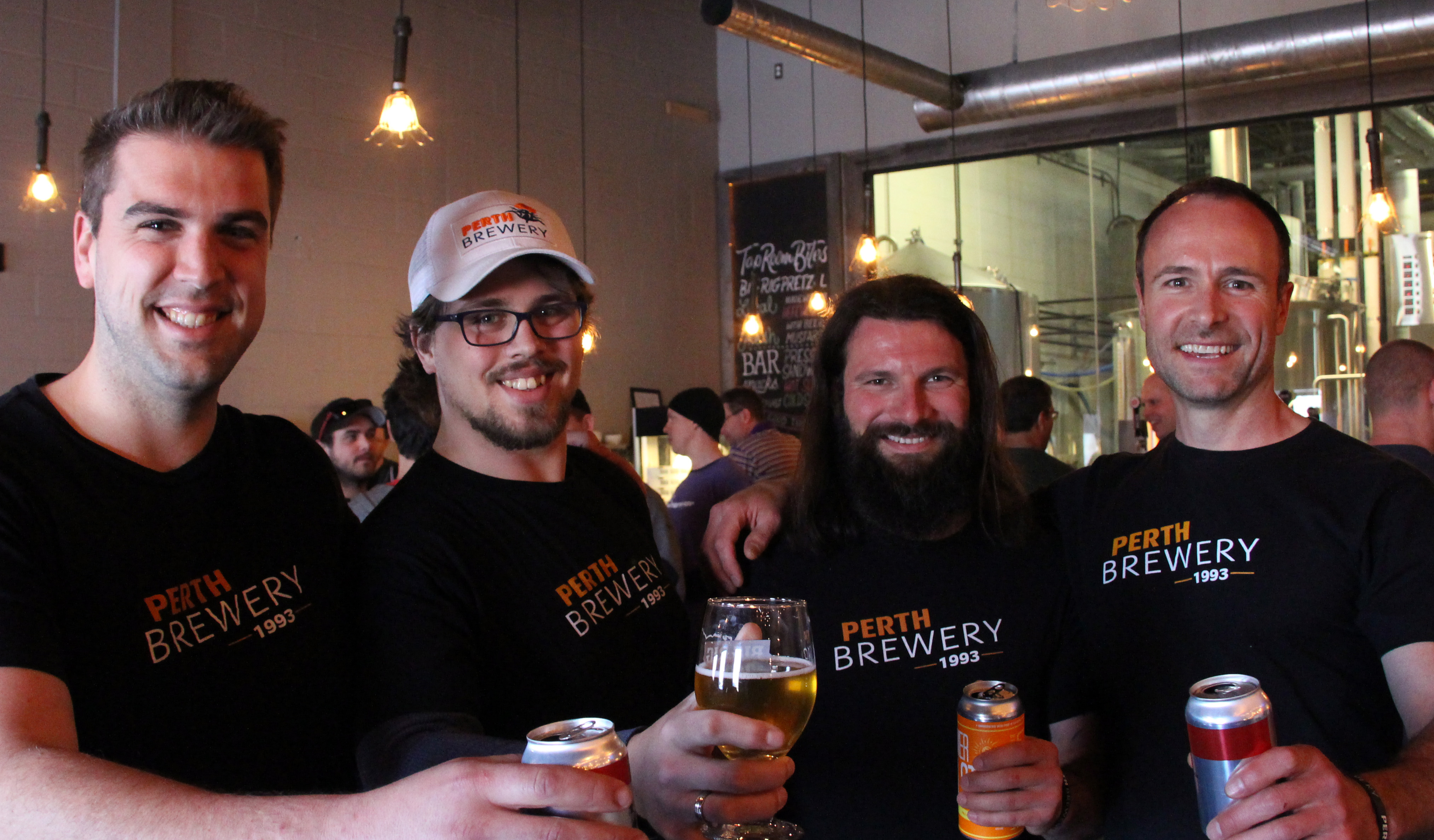 Ottawa Brewery Collaboration Day