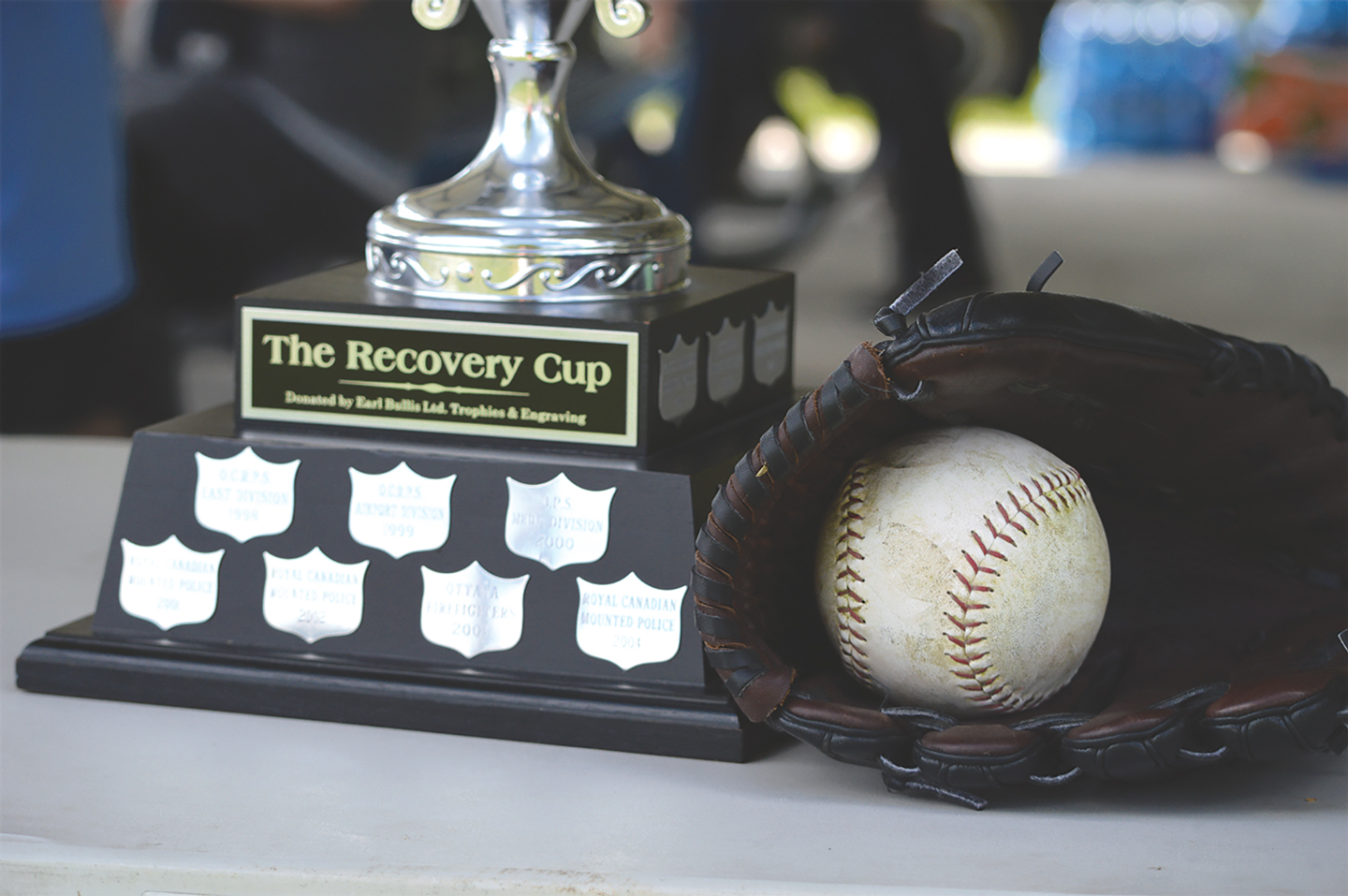 Recovery Cup