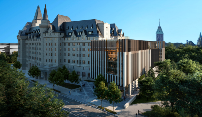 Chateau Laurier 2