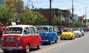 Italian Car Parade, Little Italy