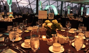 Habitat for Humanity Greater Ottawa's 13th annual Steel Toes and Stilettos Gala was held at the Shaw Centre on Saturday, November 3, 2018. Photo by Caroline Phillips