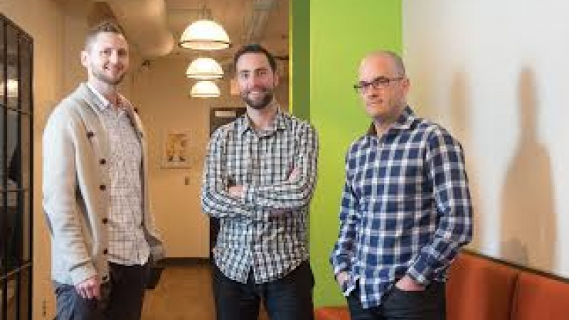 Kyle Braatz, Brad Dyment and Chris Wise are the founders of Fullscript.