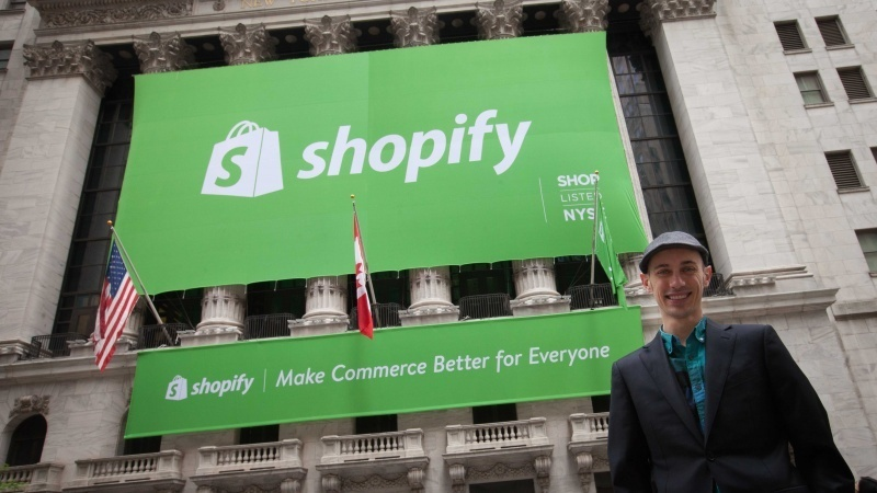 Shopify Inc. (SHOP) Lowered to Buy at Vetr Inc