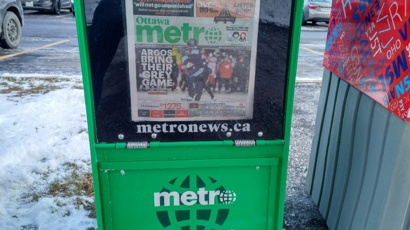 Metro Winnipeg closing in Postmedia, Torstar swap