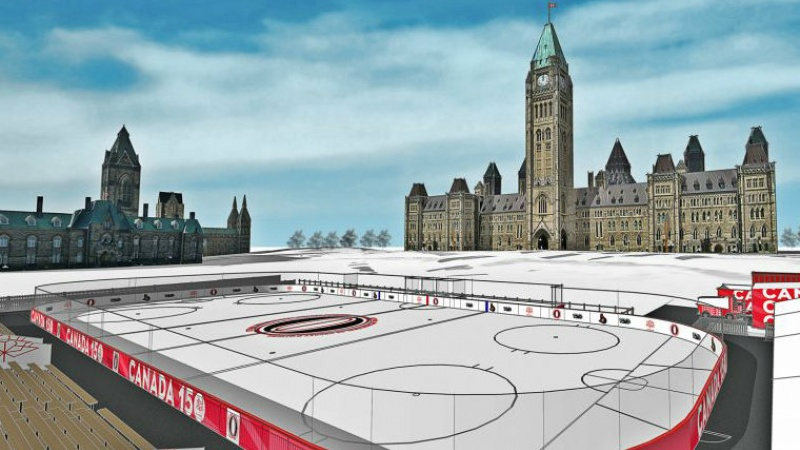parliament hill rink