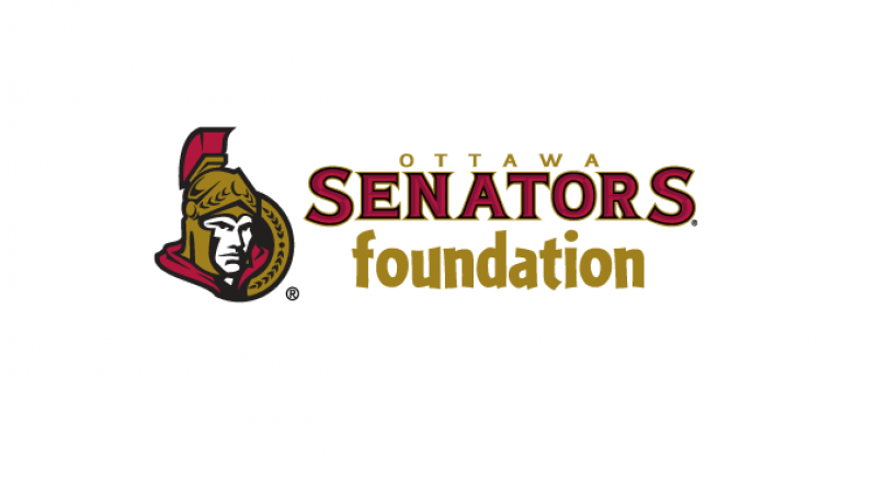 Ottawa Senators Foundation logo