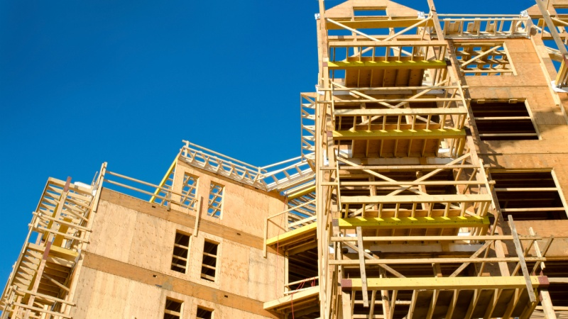 Greater Victoria set record for housing starts in 2017