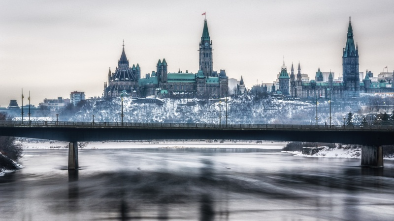 winter ottawa