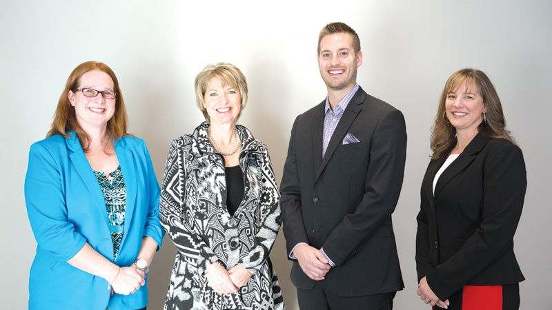 Stevenson & White's team of recruiters