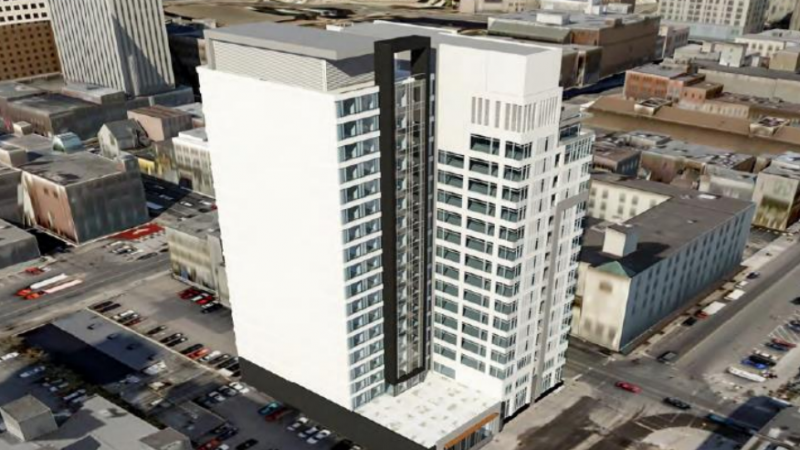 Claridge proposes second Andaz hotel tower in Ottawa's
