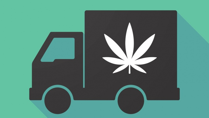 Marijuana distribution