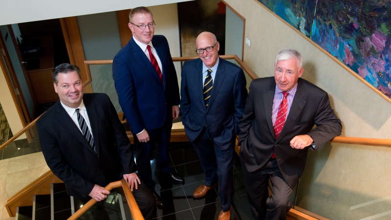 Senior members of Perley's business law group