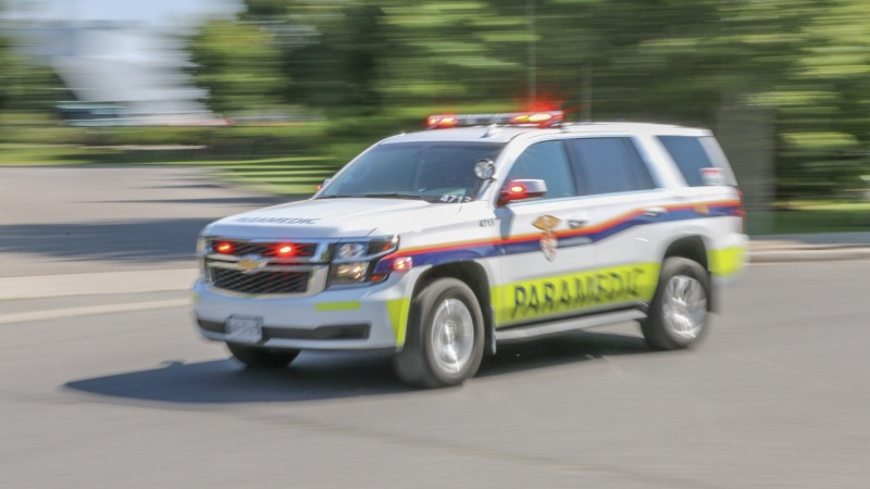 Emergency vehicle Ottawa