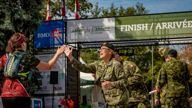 Is your corporate team up to the Army Run challenge? | Ottawa