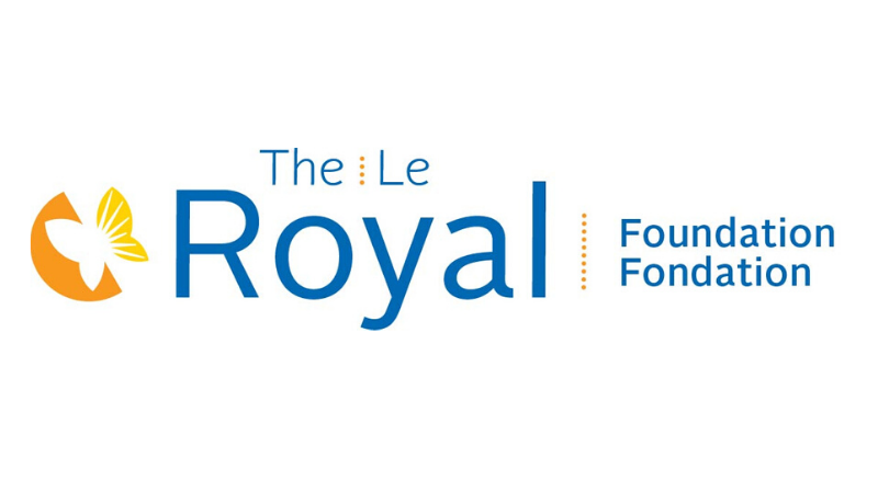 Royal Ottawa Foundation Banner