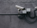 a stock image of security cameras