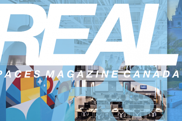Real spaces magazine