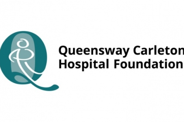 Queensway Carleton Hospital Foundation Logo