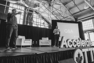 AccelerateOTT 2017: Growth Hacking Poster