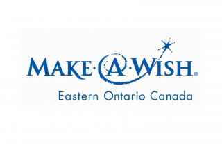 Make-a-wish eastern Ontario logo