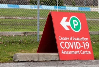 COVID-19 assessment centre
